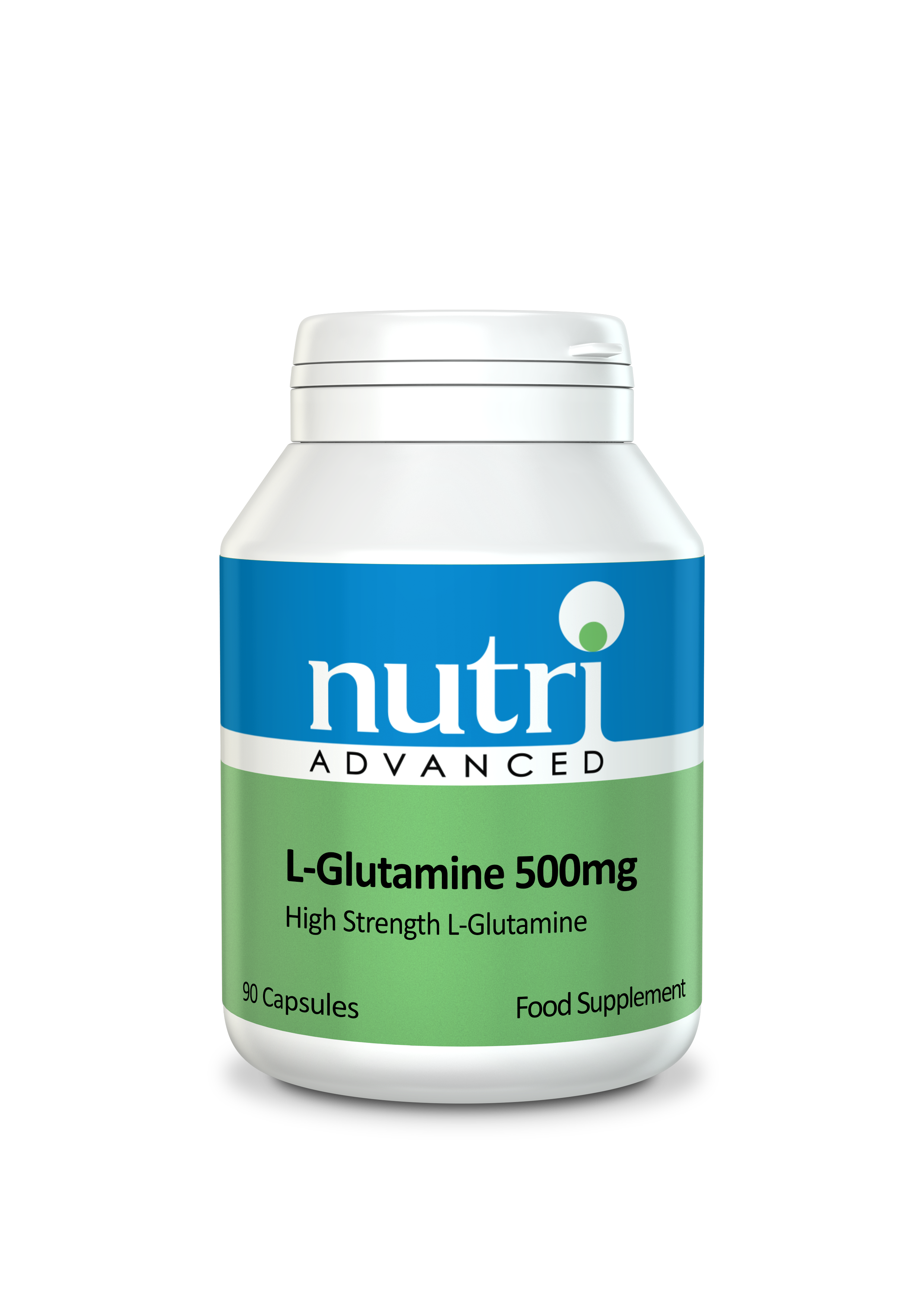 Nutri Advanced L-Glutamine 500mg - 90