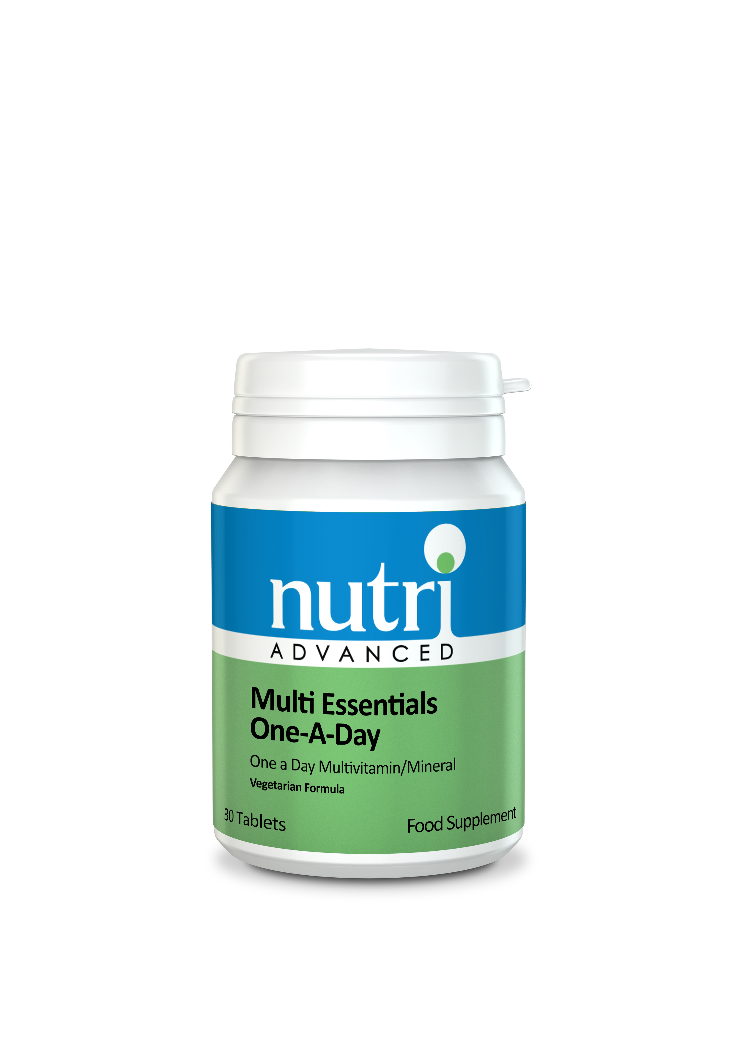 Nutri Advanced Multi Essentials One-A-Day tabs