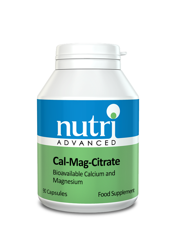 Nutri Advanced Cal-Mag-Citrate (90)