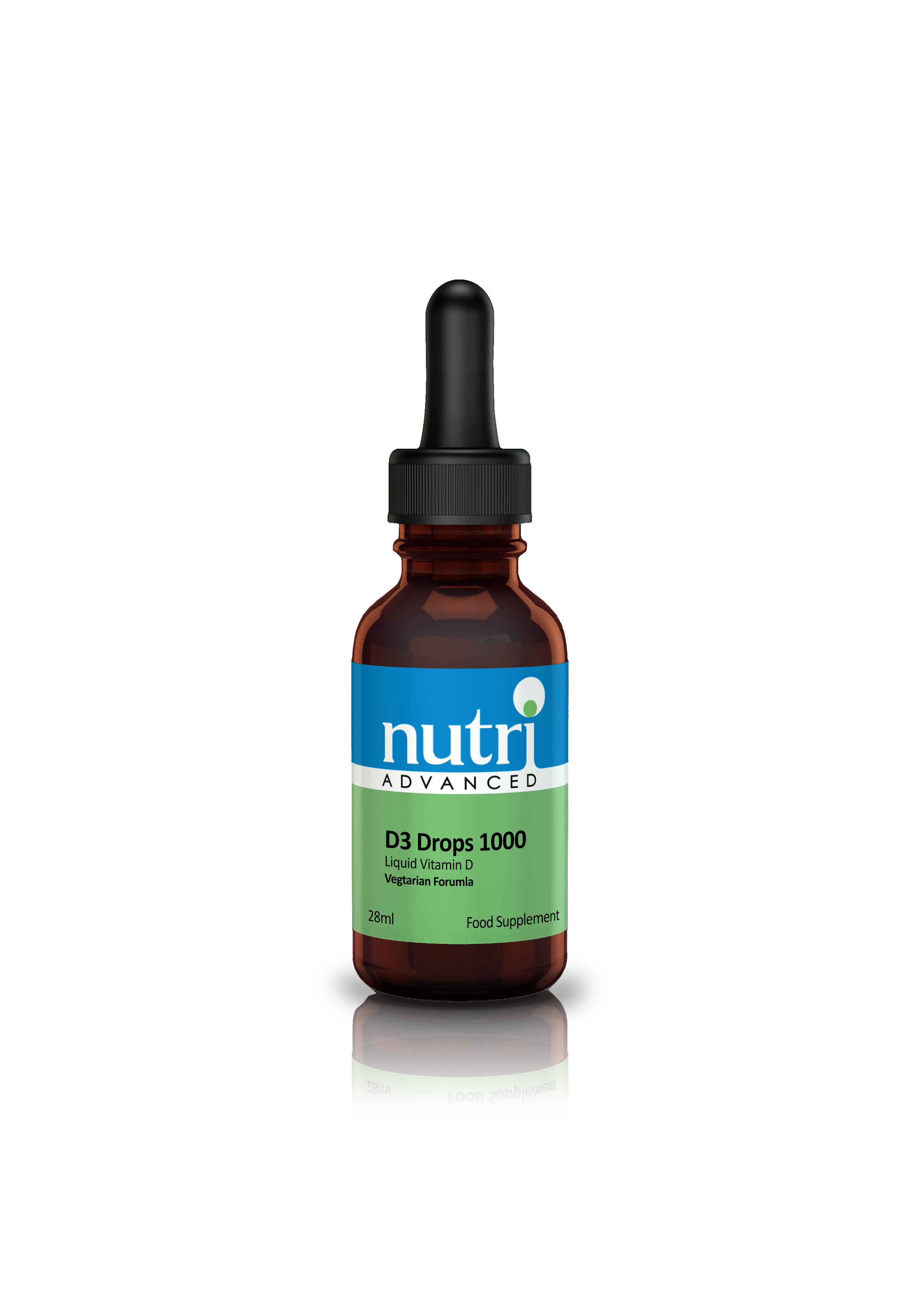 Nutri Advanced D3 Drops 1000 IU - 30ml