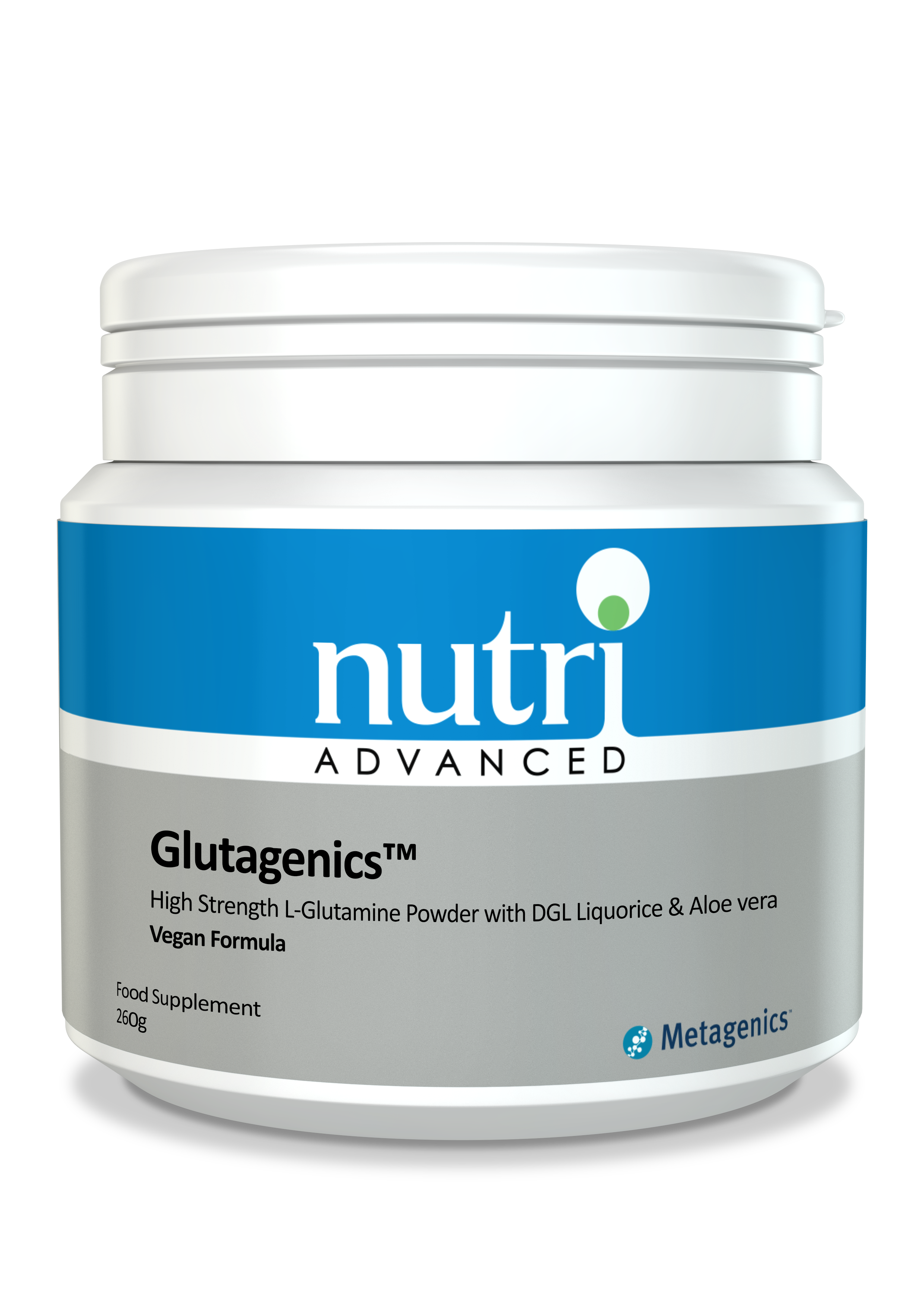 Nutri Advanced Glutagenics - 167gm