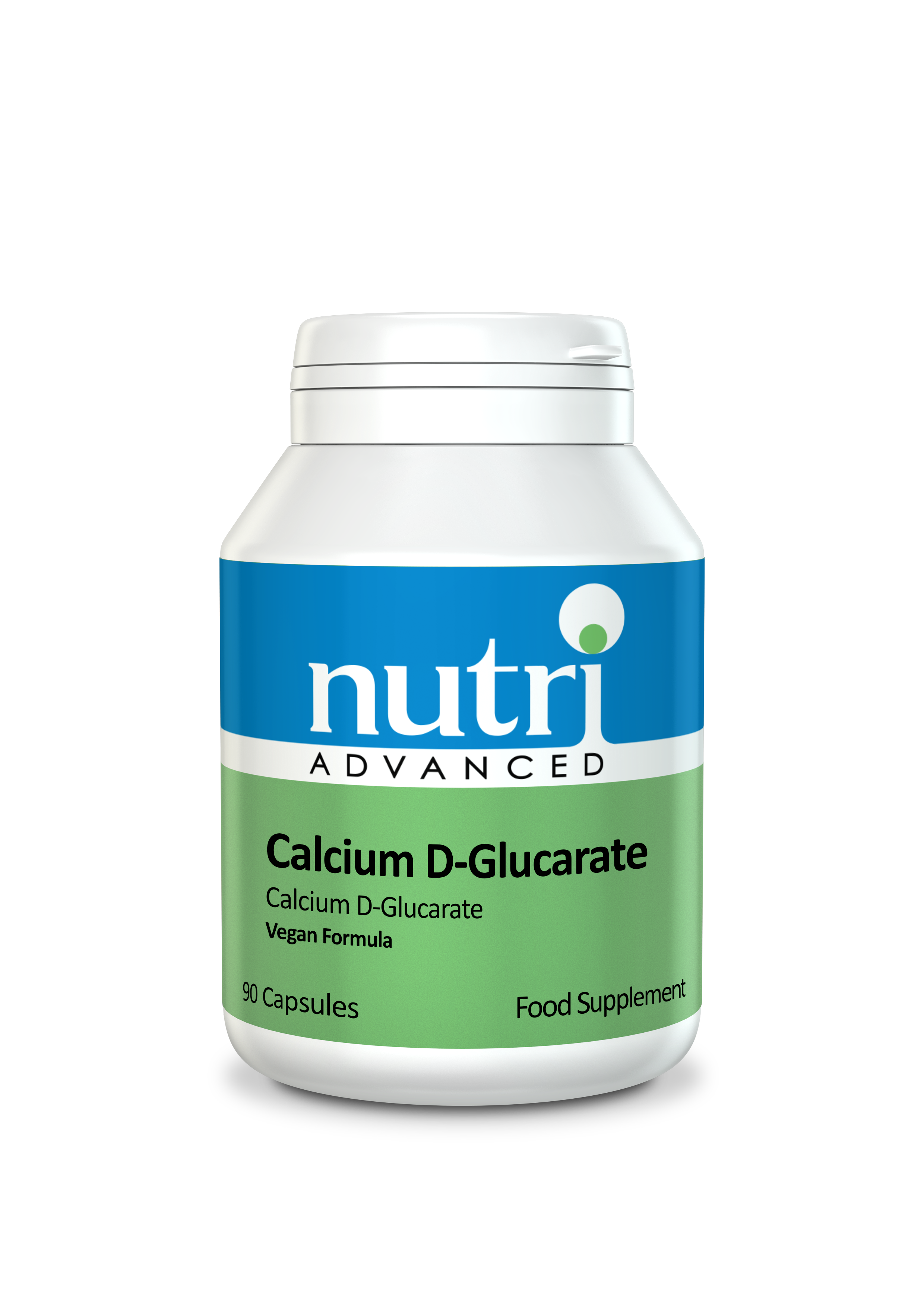 Nutri Advanced Calcium D-Glucarate (90 Caps)