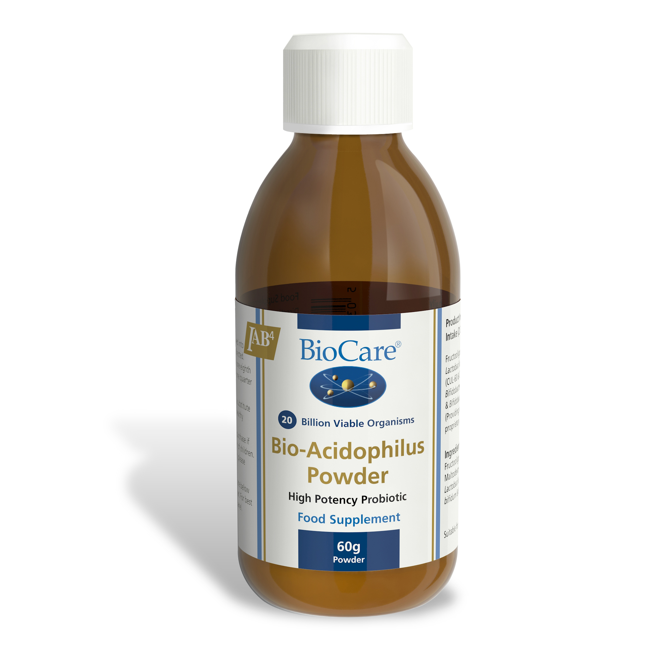 BioCare Bio-Acidophilus Powder