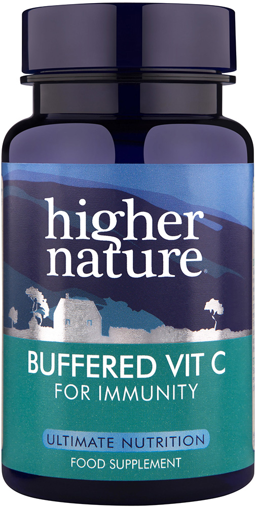 Higher Nature Buffered Vitamin C