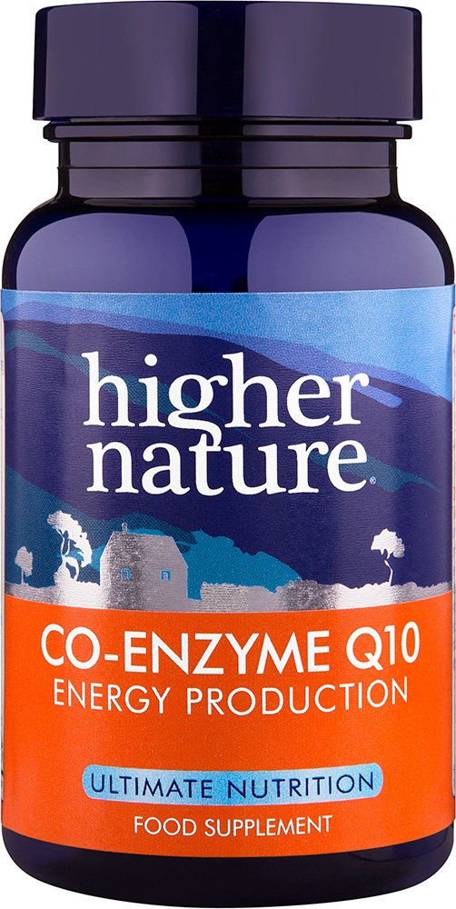 Higher Nature Co-Enzyme Q10 30mg (90) SALE