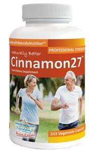 Good Health Naturally Cinnamon 27 (243) SALE