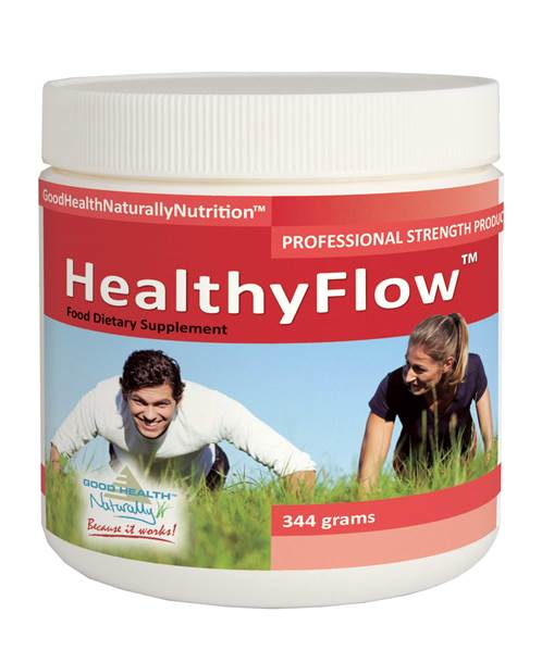 Good Health Naturally Healthy Flow (334G)