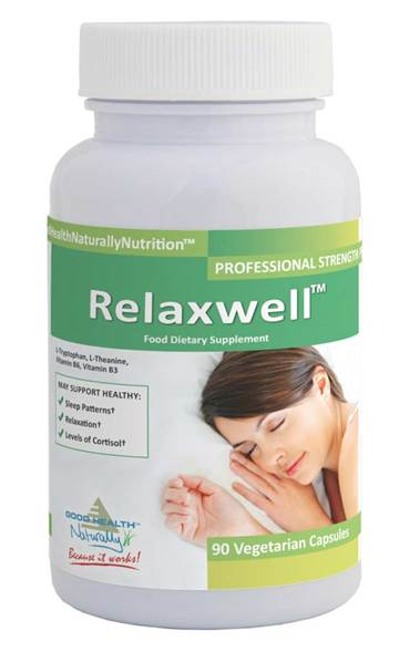 Good Health Naturally Relaxwell (90)