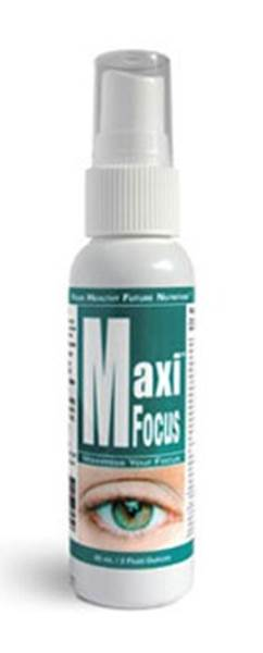 Good Health Naturally Maxi-Focus Sublingual Dropper (60ML)
