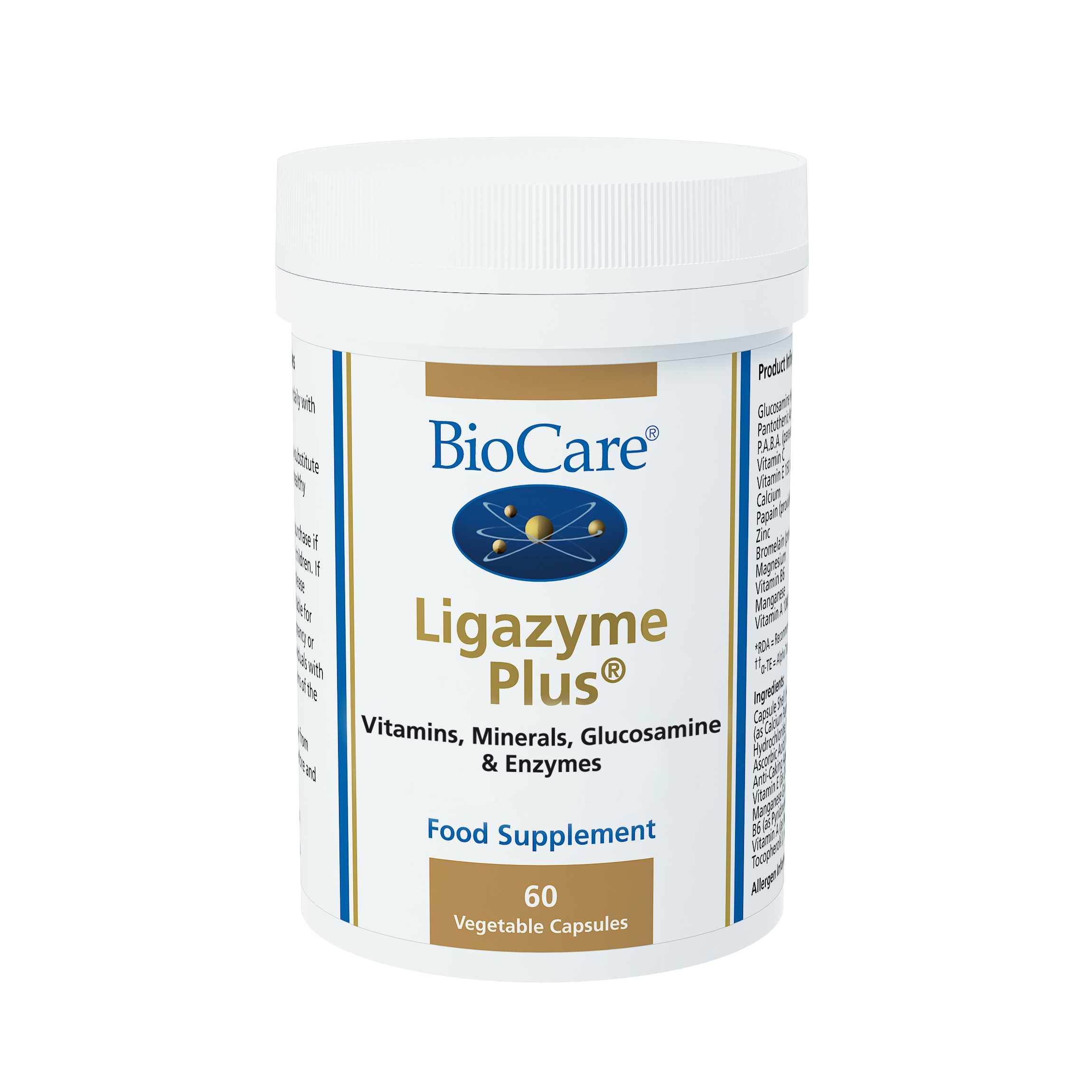 BioCare Ligazyme Plus 60