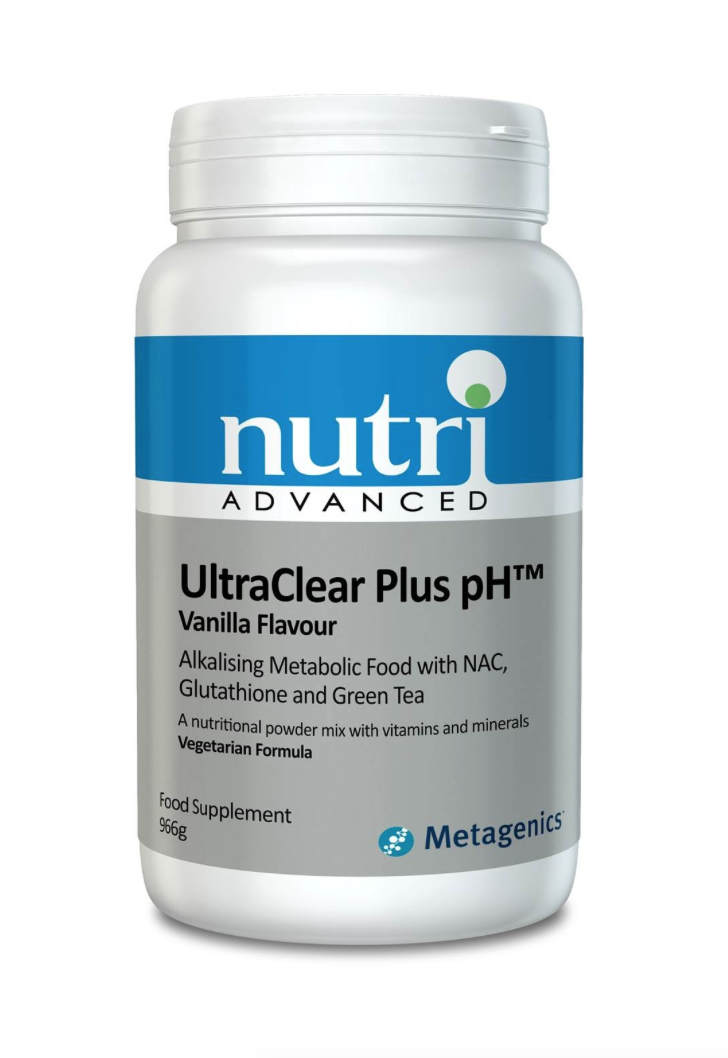 Nutri Advanced UltraClear Plus pH