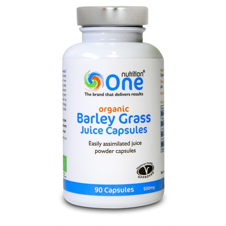 One Nutrition Barley Grass Juice - Capsules