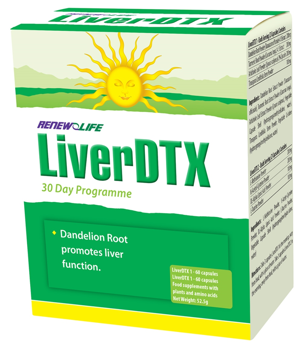 Renew Life Liver DTX (30 Day)