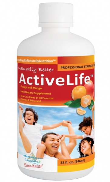 Good Health Naturally Active Life - Mango Flavour