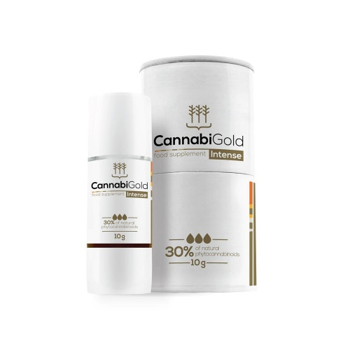 CannabiGold Intense Oil 30% 3000mg