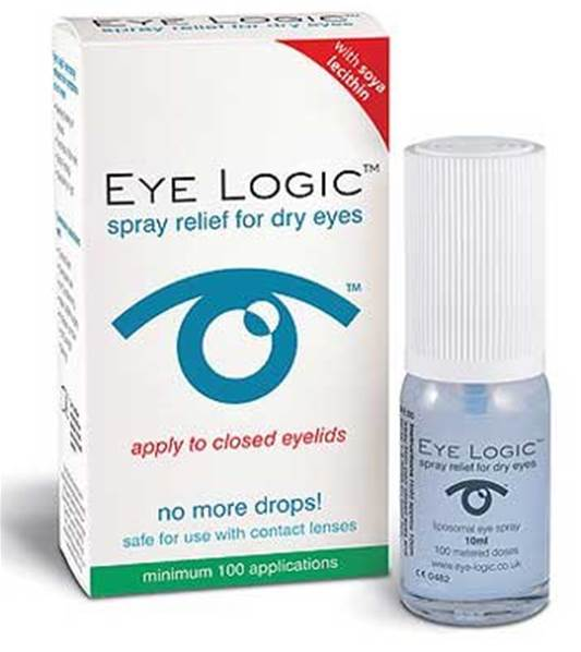 Eye Logic Spray - 10ml