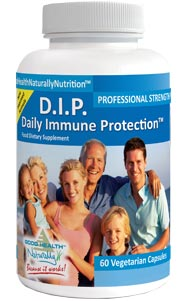 Good Health Naturally D.I.P. Daily Immune Protection