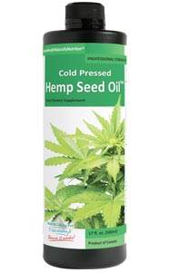 Good Health Naturally Hemp Oil (500ML)