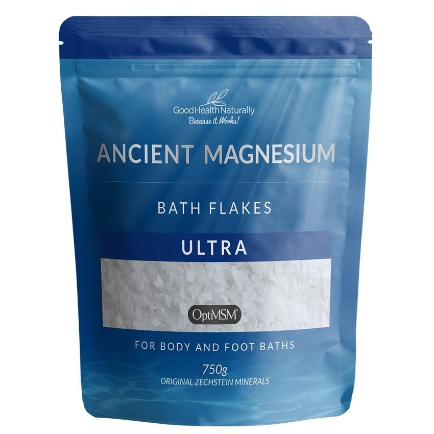 Good Health Naturally Magnesium Flakes (750g)