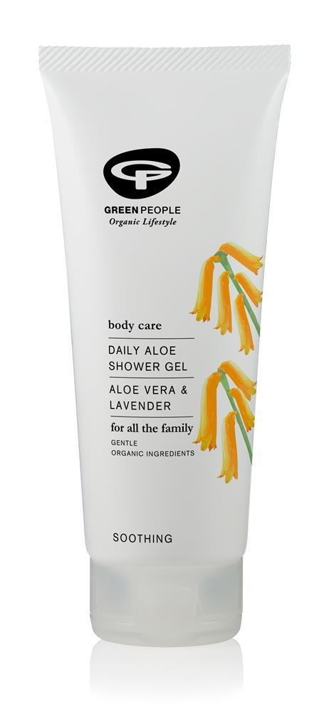Green People Organic Daily Aloe Shower Gel (200ml)