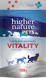 Higher Nature Vitality (155g)