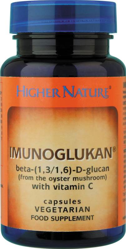 Higher Nature Immune Glucans