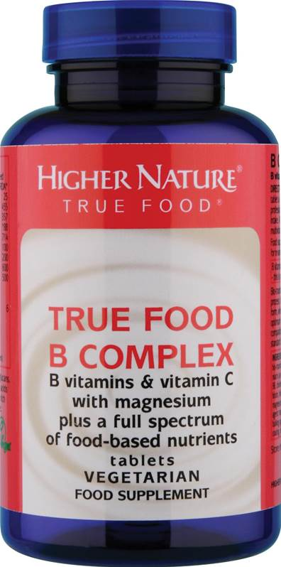 Higher Nature True Food B Complex