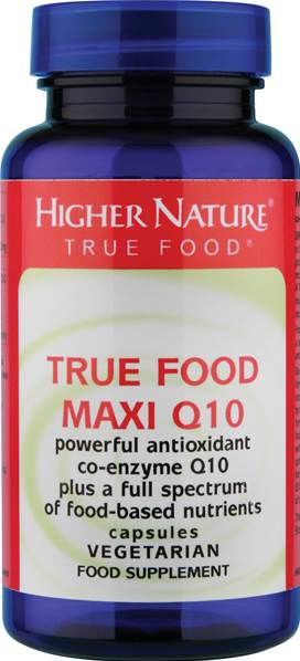 Higher Nature True Food Maxi Co-Q10