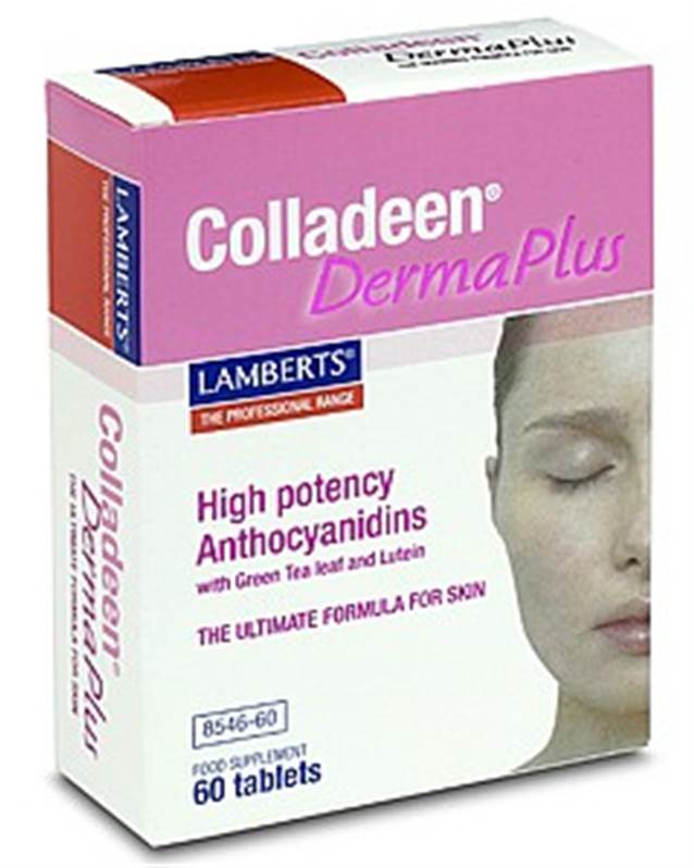 Lamberts Colladeen Derma Plus (60)