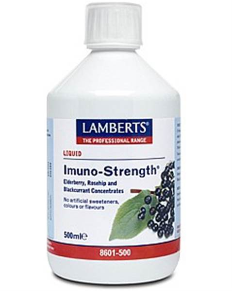 Lamberts Imuno-Strength - 500ml