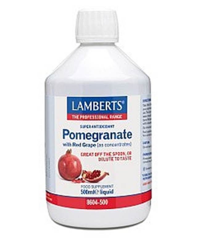 Lamberts Pomegranate Concentrate (500ml)