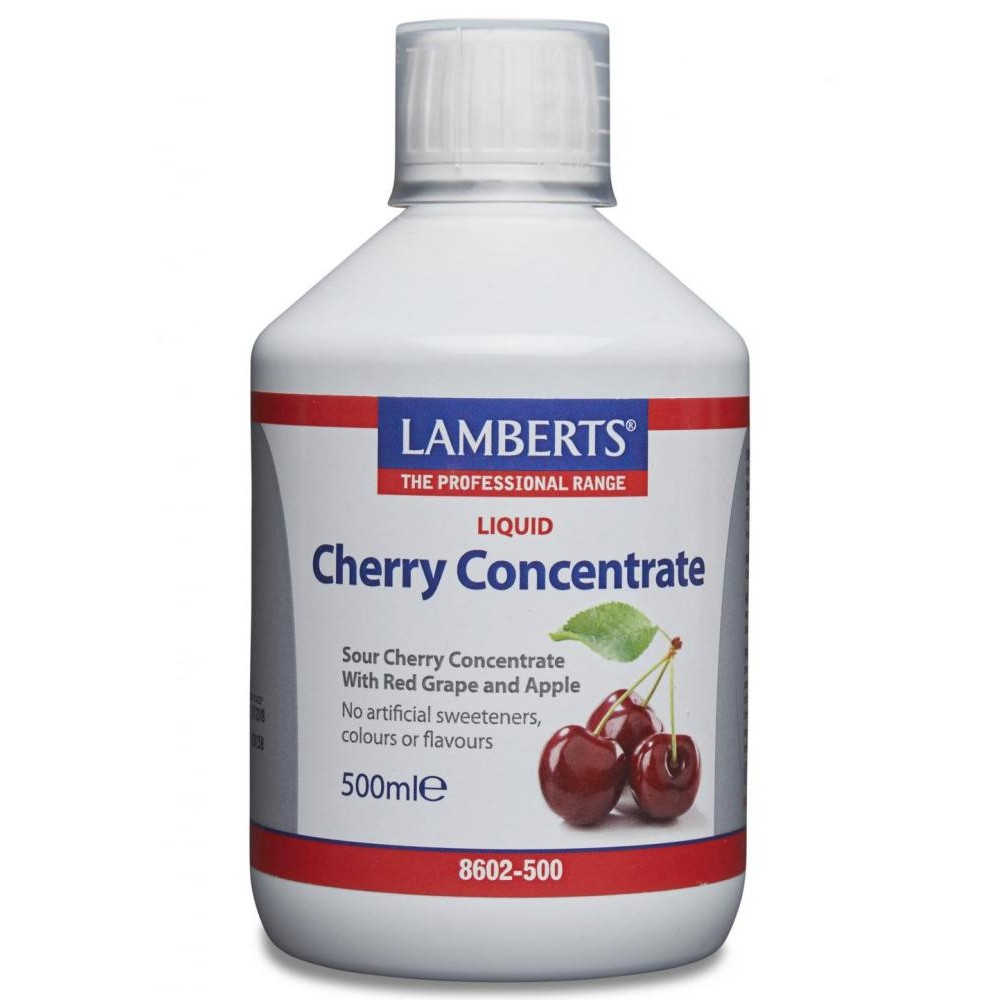 Lamberts Cherry Concentrate - 500ml