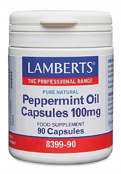 Lamberts Peppermint Oil (90)