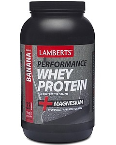 Lamberts Performance Whey Protein - 1kg