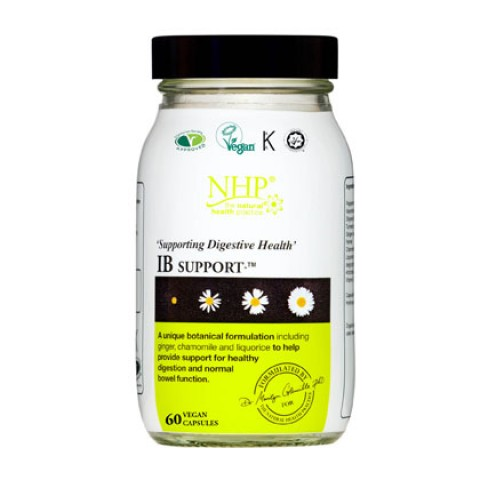 Natural Health Practice IB Support Capsules (60) 20% off