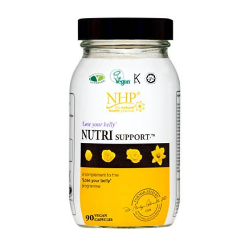 Natural Health Practice Nutri Support Capsules 90 (20% off)
