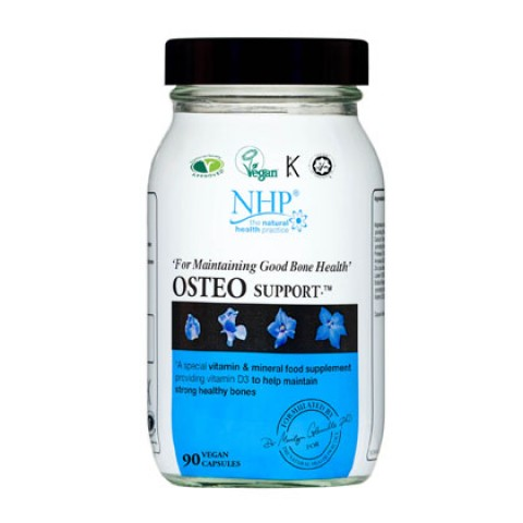 Natural Health Practice Osteo Support Capsules 90
