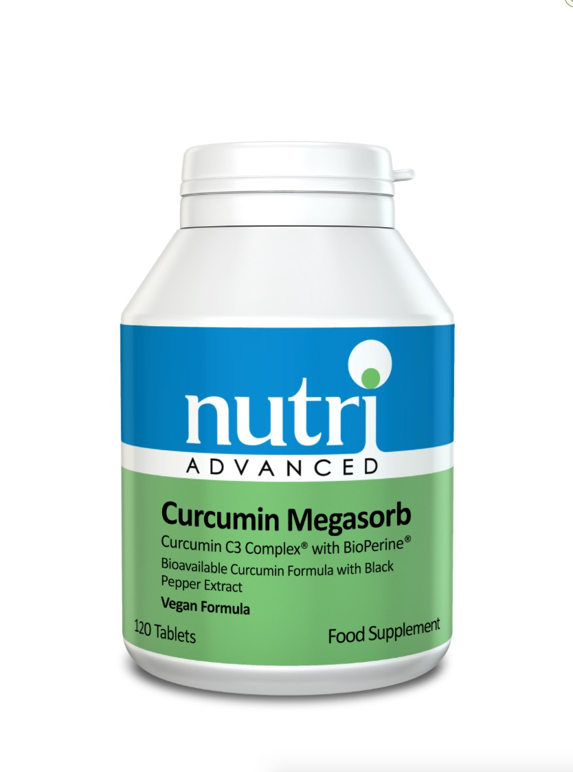Nutri Advanced Curcumin Megasorb