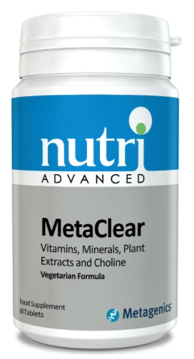 Nutri Advanced Metaclear (60)