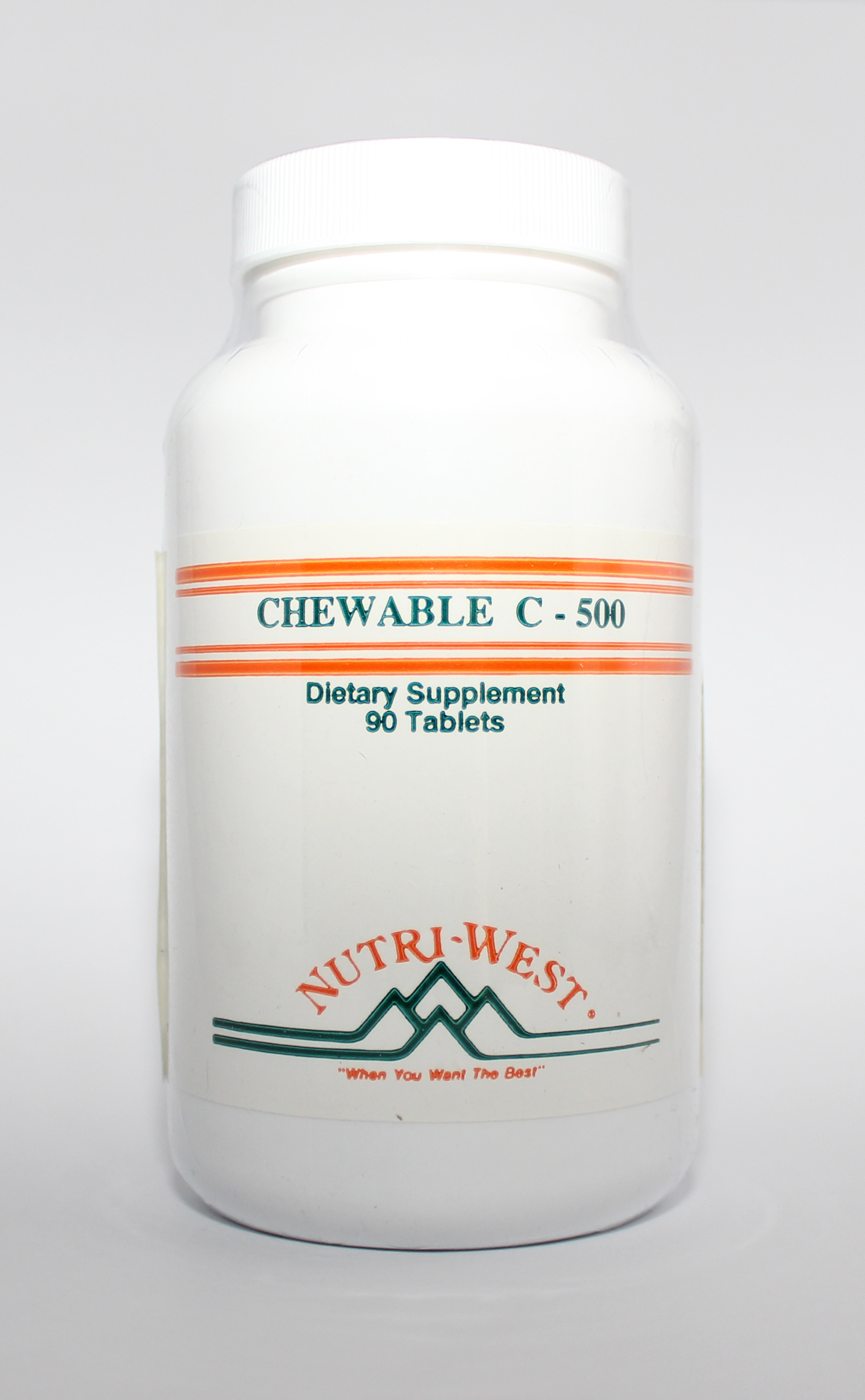 Nutri-West Chewable C-500 - 90