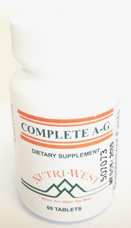 Nutri-West Complete A-G (60)