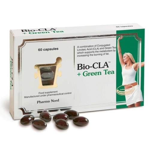 Pharma Nord Bio-CLA +Green Tea (60)