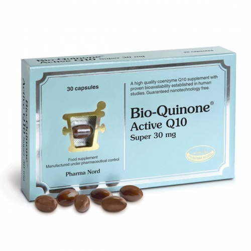 Pharma Nord Bio-Ubiquinone Active QH 30mg