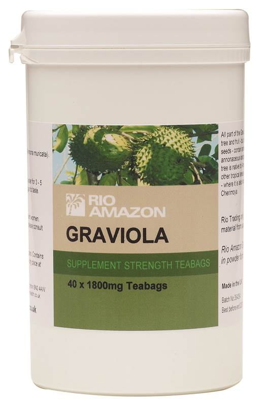 Rio Amazon Graviola Tea