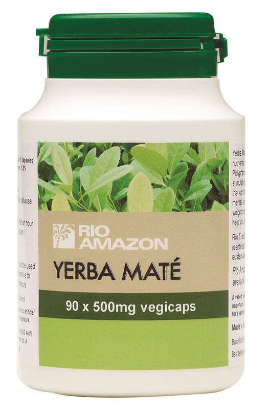 Rio Amazon Yerba Mate Tea Bags
