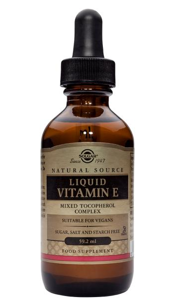 Solgar Vitamin E 59.2ml Liquid