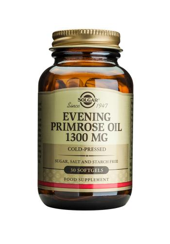 Solgar Evening Primrose Oil 1300 mg Softgels - 30