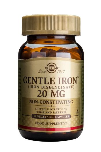Solgar Gentle Iron 20mg
