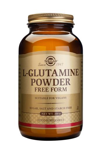 Solgar L-Glutamine Powder (200gm)