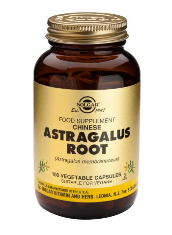 Solgar Chinese Astragalus Root Vegetable Capsules (100)